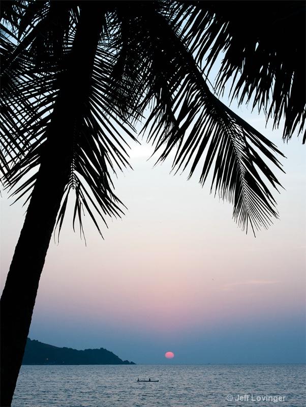 Goan Sunset, India
