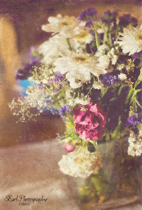 Flowers on the Table