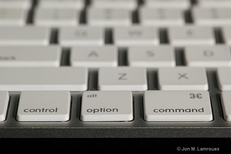 Control - Option - Command
