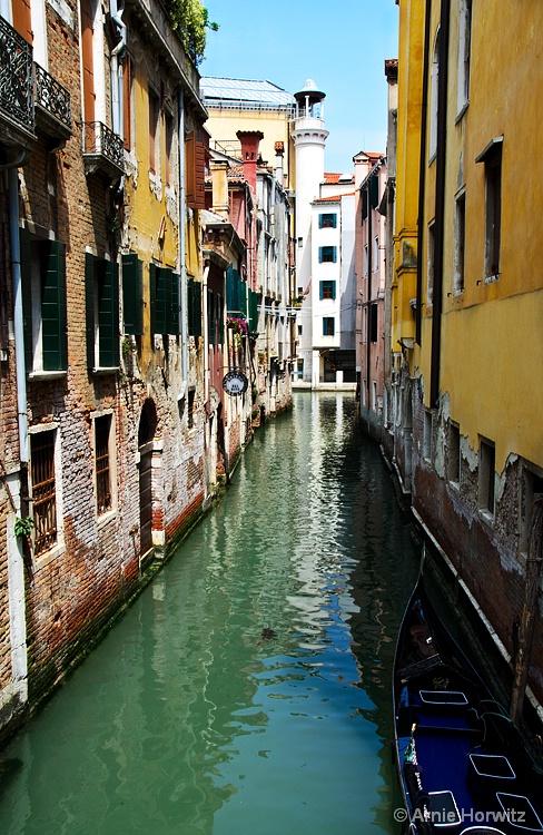 Quiet Canal - II