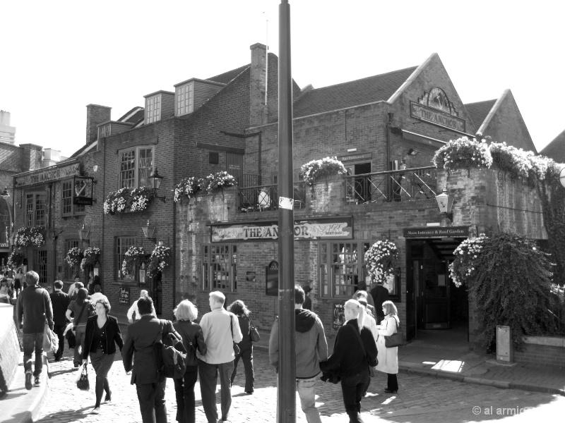 The Anchor Pub est 1615