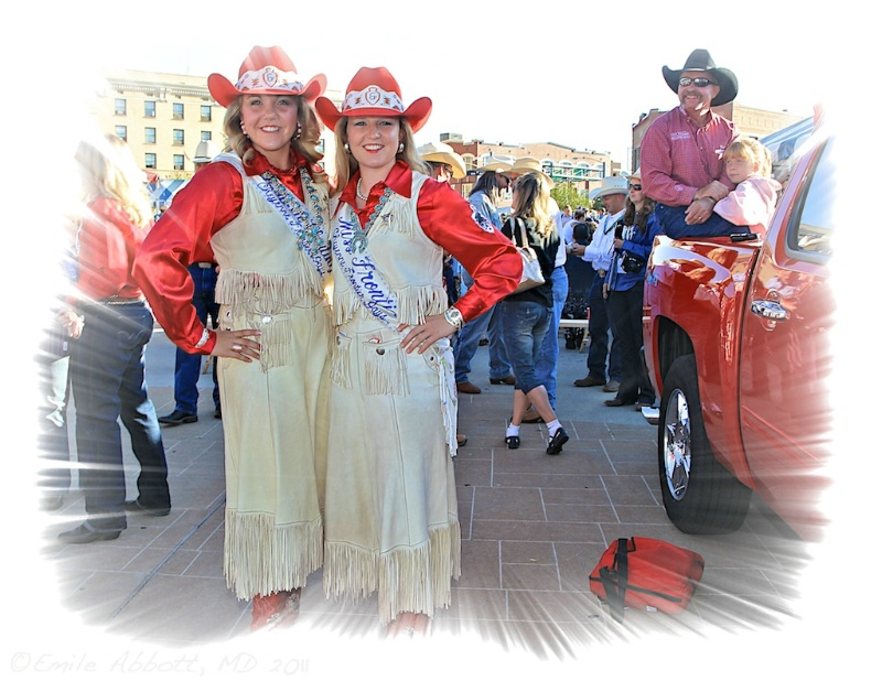 2011 Miss Lady in Waiting and Miss Frontier