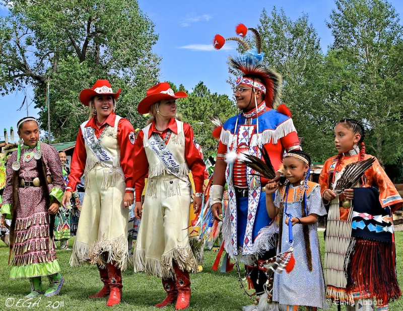 Honorary Dance by Wind River Dancers