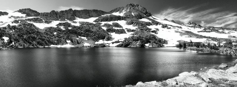 Winnemucca Lake, Sierra Nevada Mts.