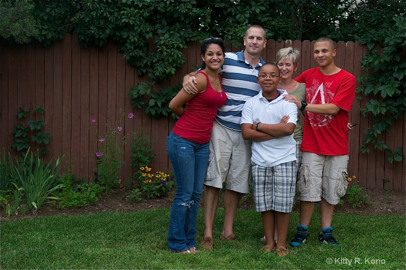 the russell family two