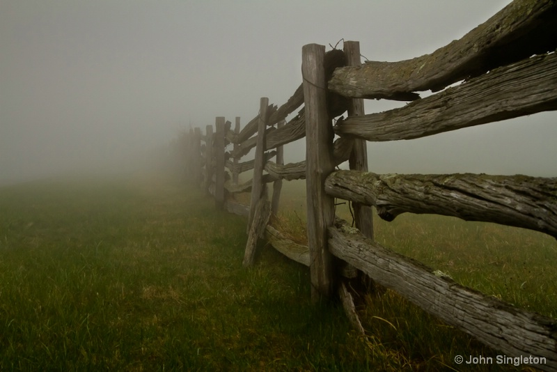 Beyond the Fence?