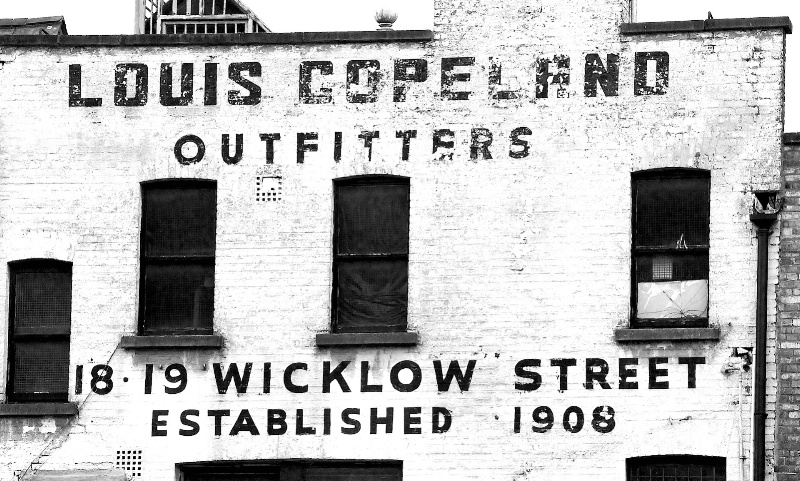 Old Dublin  Circa 1908