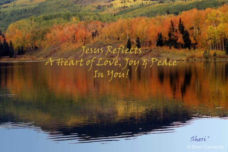 Jesus Reflects - S 011