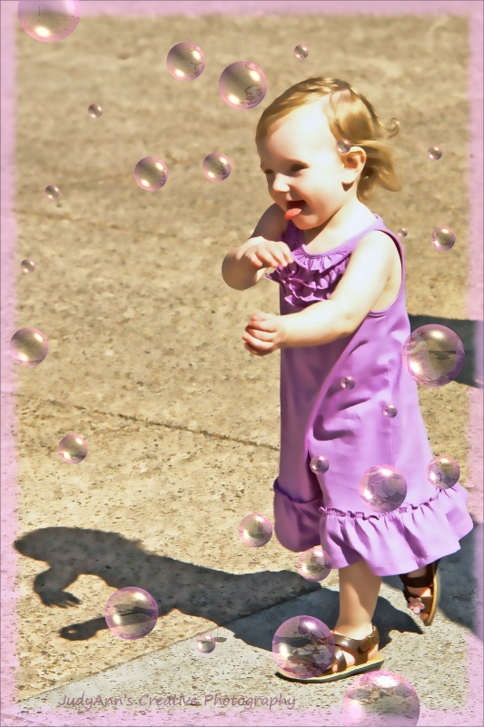Bubbles of Fun!