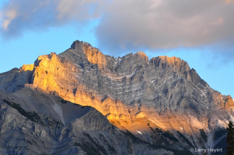 Tunnel Mtn- Banff National Park