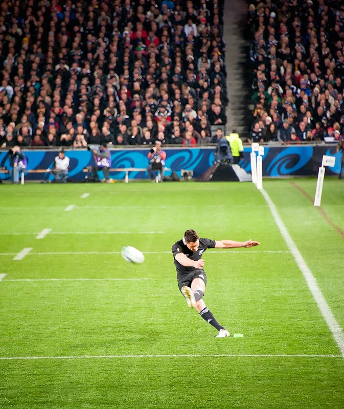 Legend - Rugby World Cup