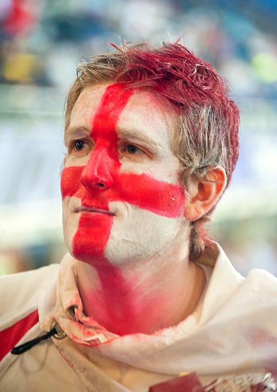 Avid England Rugby Fan
