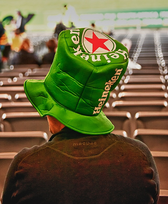 Irish Rugby Supporter