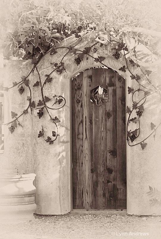 Los Alamos Door