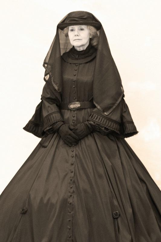 Confederate Widow