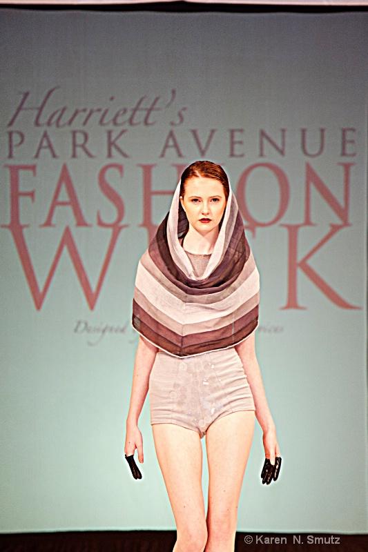 Park Ave. Fashion Week 2011