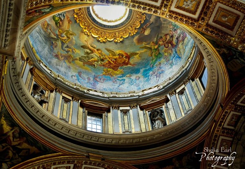 Church Ceiling #1