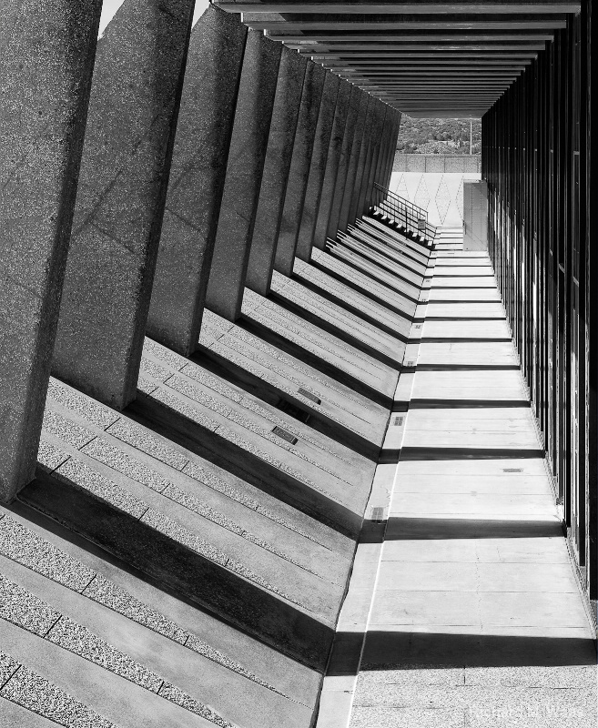 Chapel Corridor