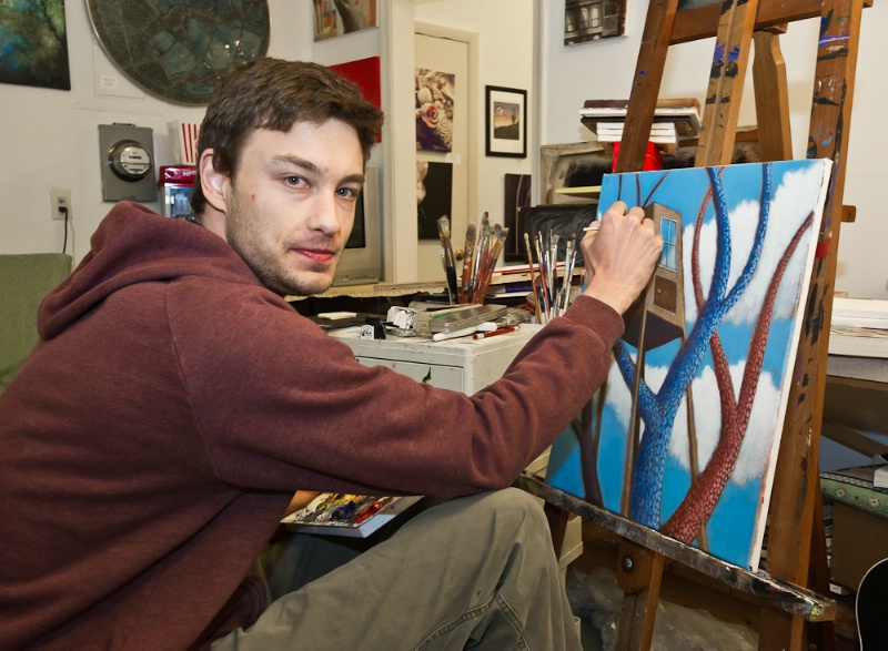 John Jorgensen- Painter