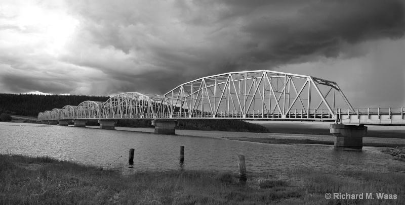 Bridge to Teslin