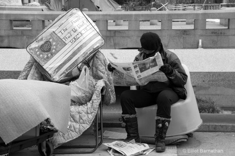 Occupy Philadelphia 9