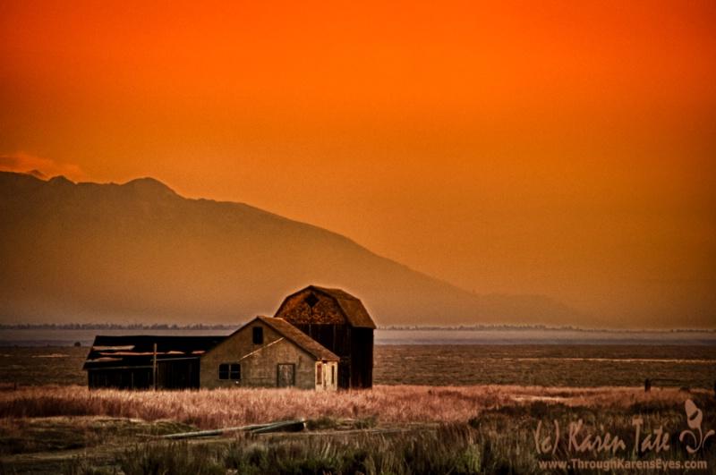 Sunrise in Wyoming #2
