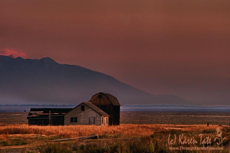 Sunrise in Wyoming #1
