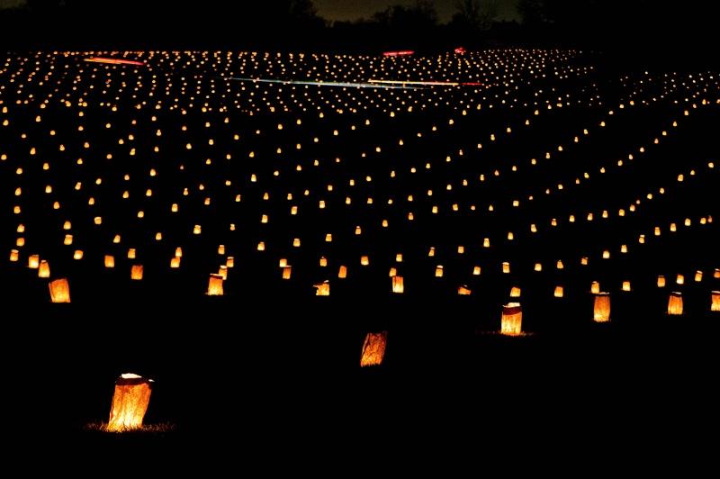 Illumination at Antietam