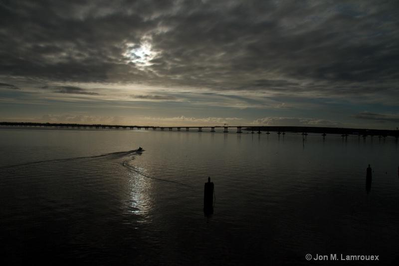 Morning in the Bay - Original