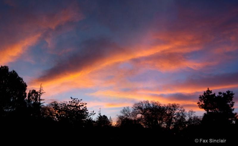 Mariposa sunrise 2012