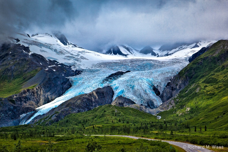 Road to Valdez I
