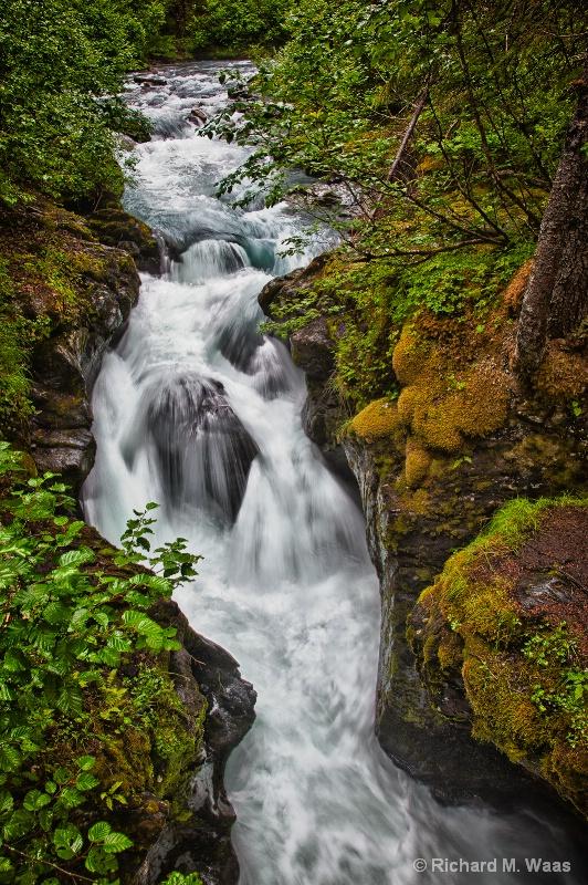 Winner Creek Gorge