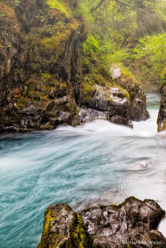 Winner Creek Gorge IV