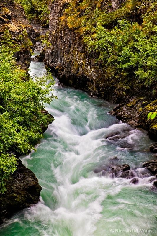 Winner Creek Gorge V