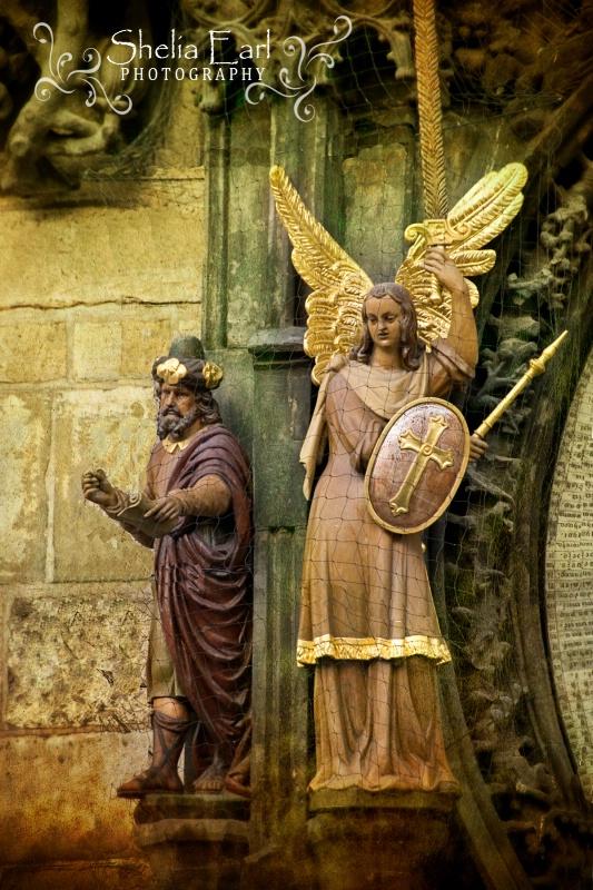 Prague Statues