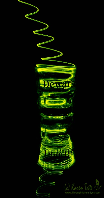 Dewar's Light