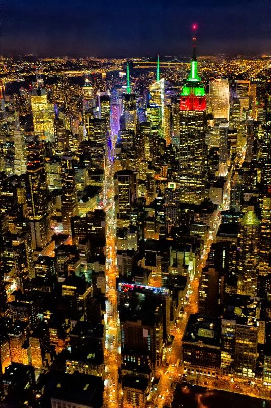 New York, New York!!