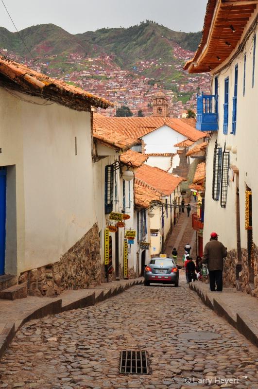 Peru- San Blas area of Cusco