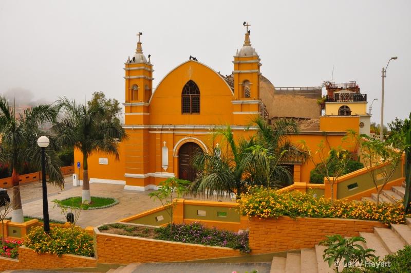 Lima, Peru-  the Barranco District