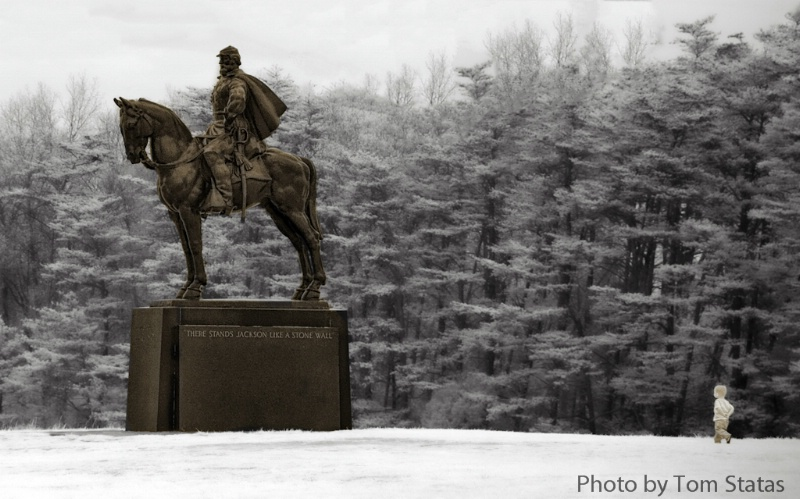 Stonewall Jackson - Manassas Battlefield