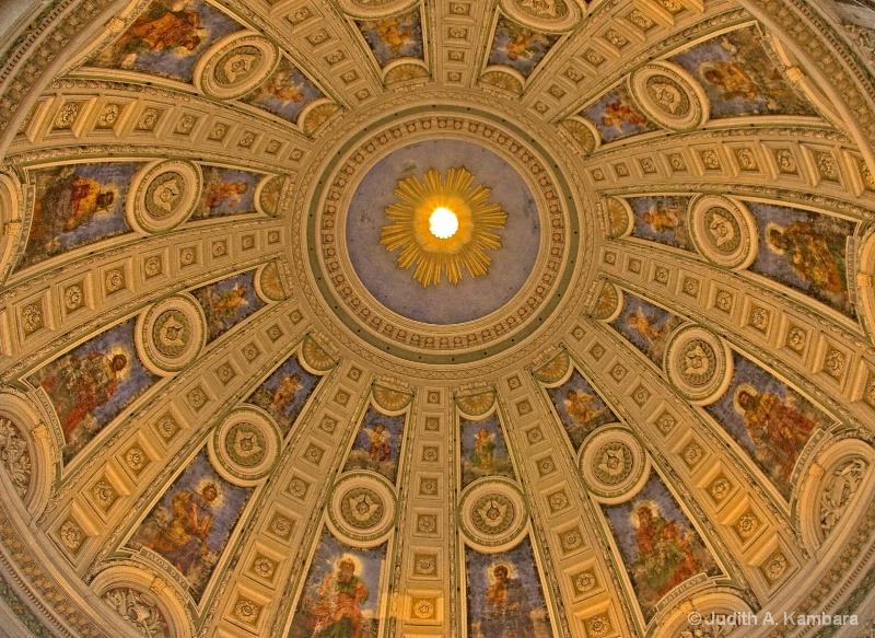 Frederiks Kirke Dome