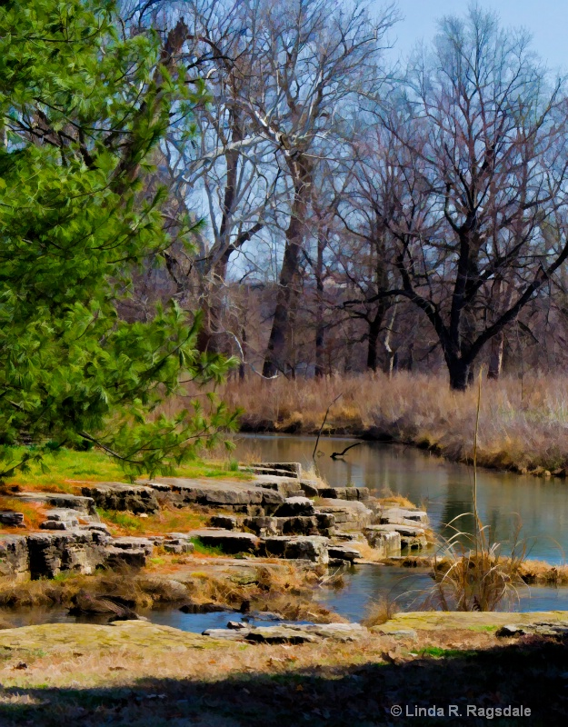 Spring in Forest Park, St Louis, MO