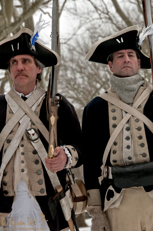 Reenactment of Washington's Crossing