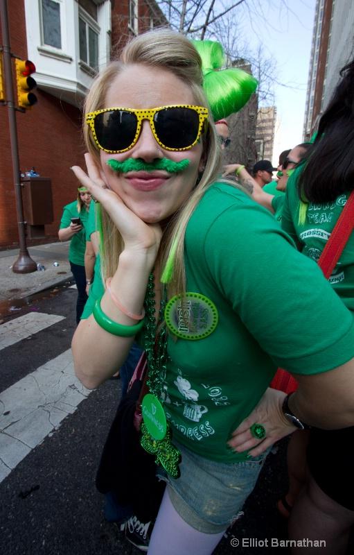 St. Patrick's Day Philadelphia Style 3