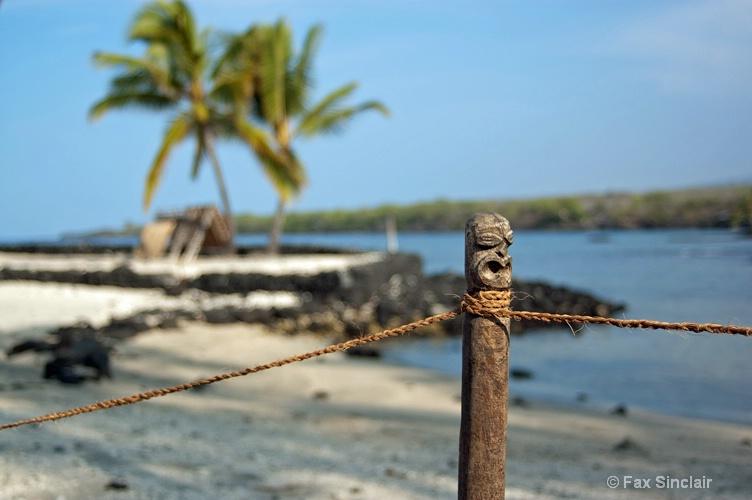 Kapu - No Beach for you!