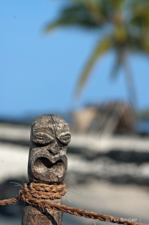 Kapu 3 - No Beach for you!