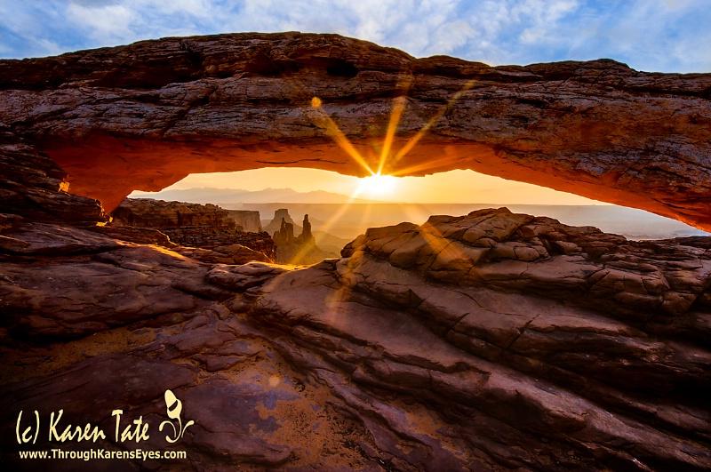 Mesa Arch, Canyonlands NP, Utah