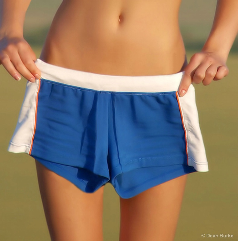 These Will Do - aka - Gym Shorts