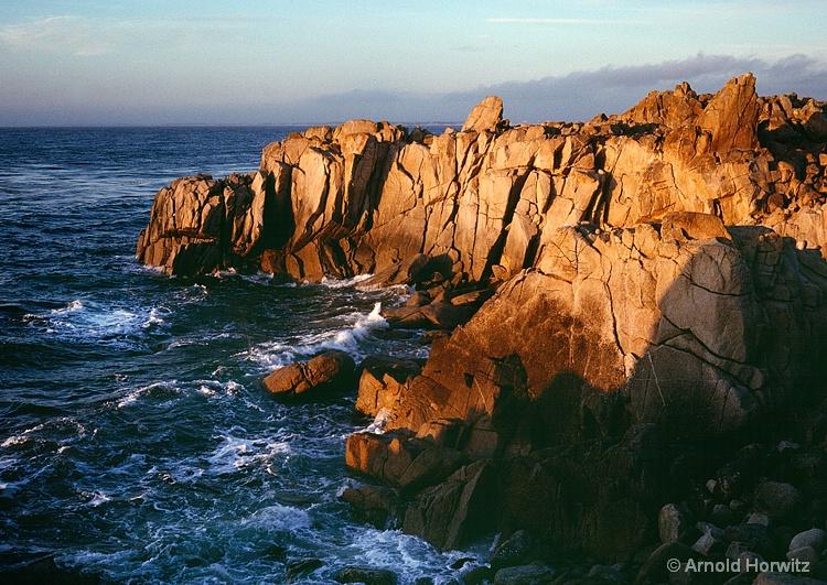 Sunrise, Monterey