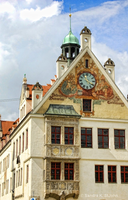 Town Square Clock